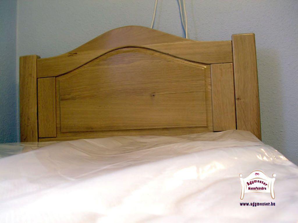 Ágyneműtartós keményfa ágy 90x200 140x200 160x200 180x200 200x200