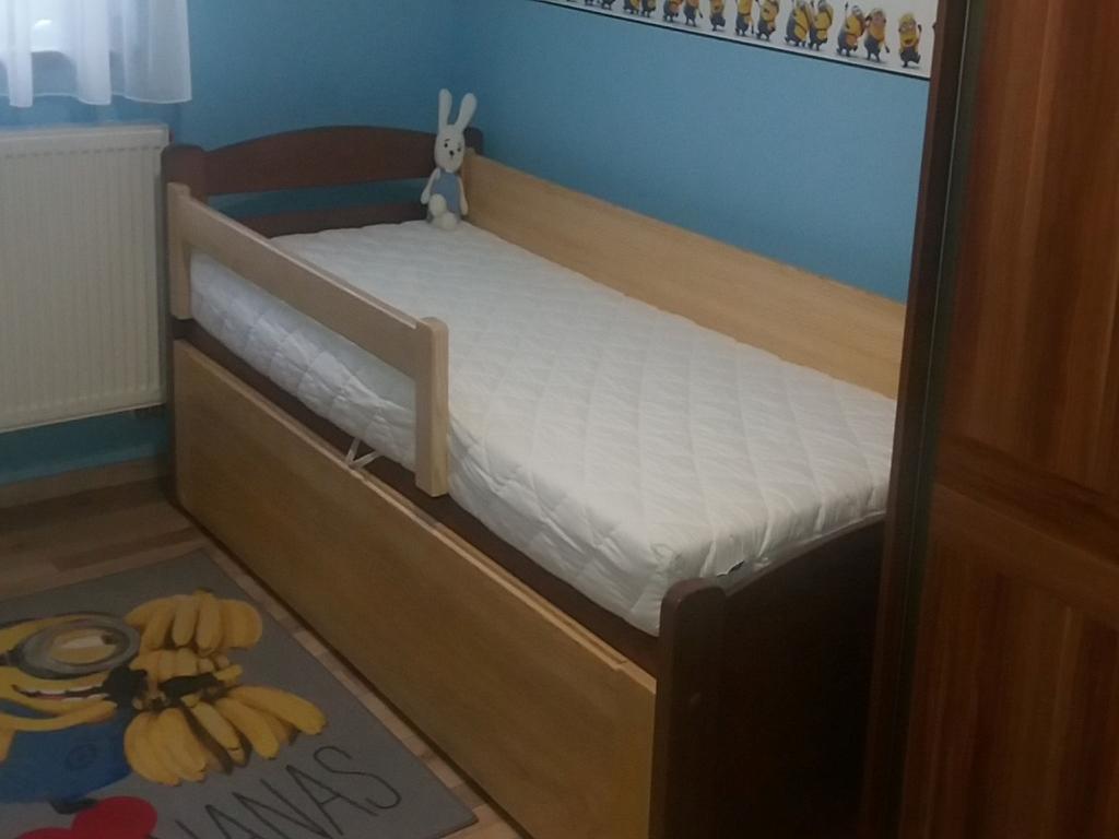 Tömörfa Vendégszerető ágy 160x200 180x200 méretű kényelmes vendégágy