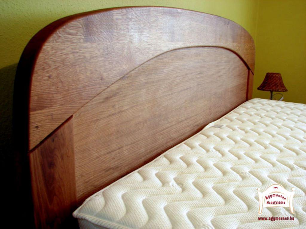 Tölgyfa ágyneműtartós ágy 160x200 180x200 200x200